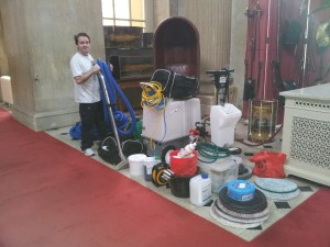 carpet cleaning equipment oxford