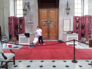 commercial carpet cleaning woodstock, Oxford