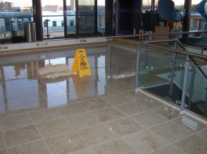 marble floor polishing oxfordshire