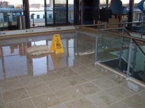 marble floor polishing oxfordshire