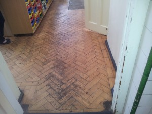 wood floor cleaning and sealing oxford