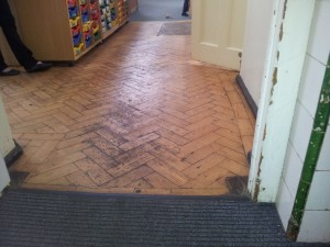 wooden floor cleaners oxford