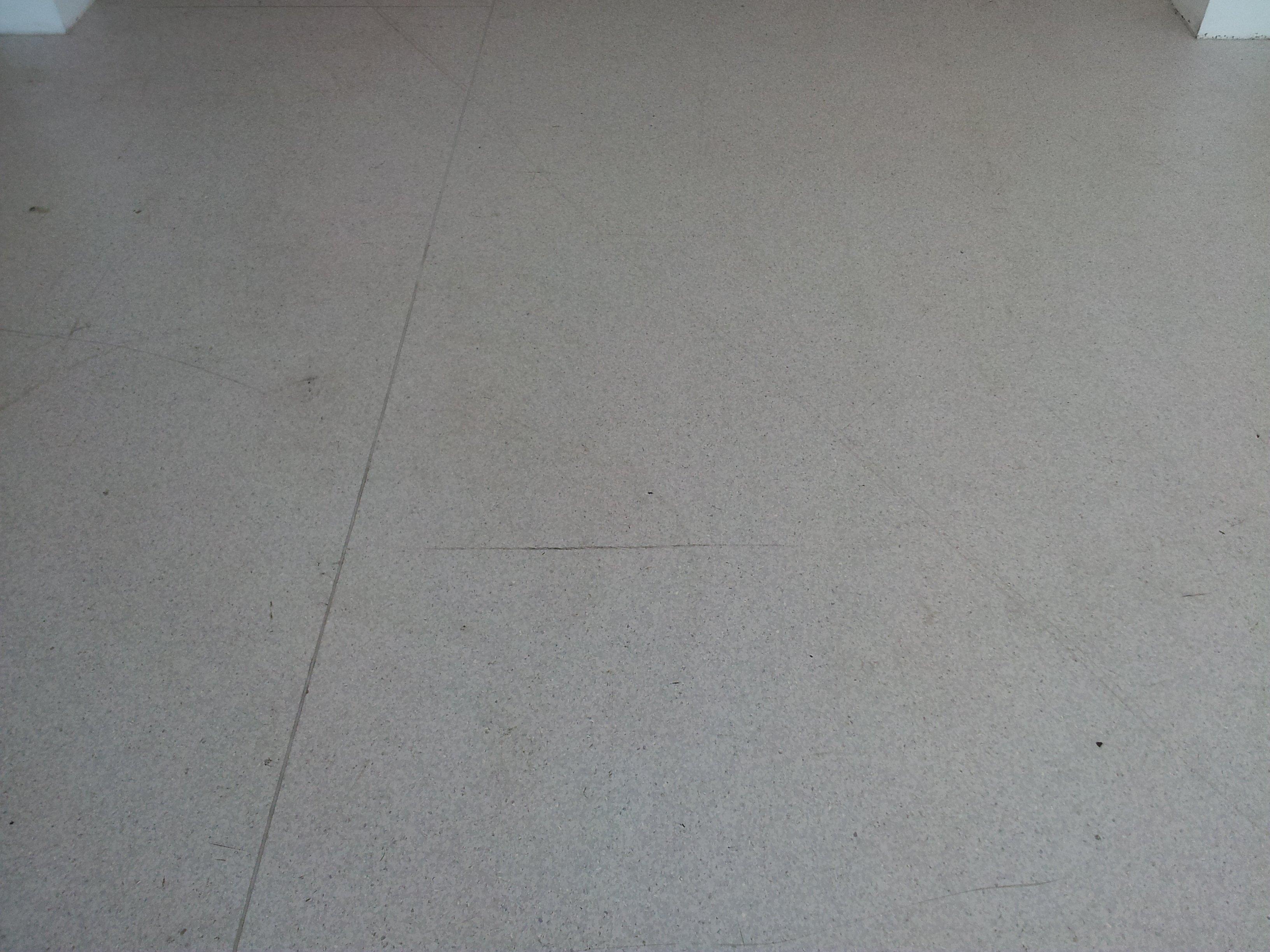 Best way to remove vinyl floor tile