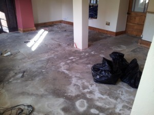 flagstone floor restoration banbury