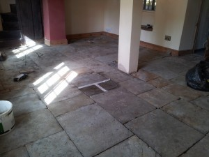flagstone floor restoration companies oxfordshire