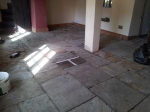 flagstone floor restoration companies oxfordshire