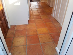 terracotta cleaning and sealing oxford
