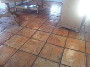 terracotta floor cleaning banbury