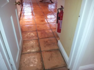 terracotta floor cleaning oxfordshire