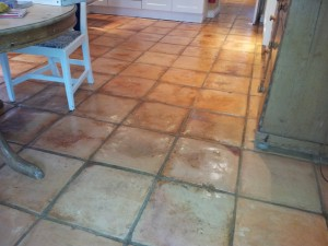 terracotta floor restoration banbury