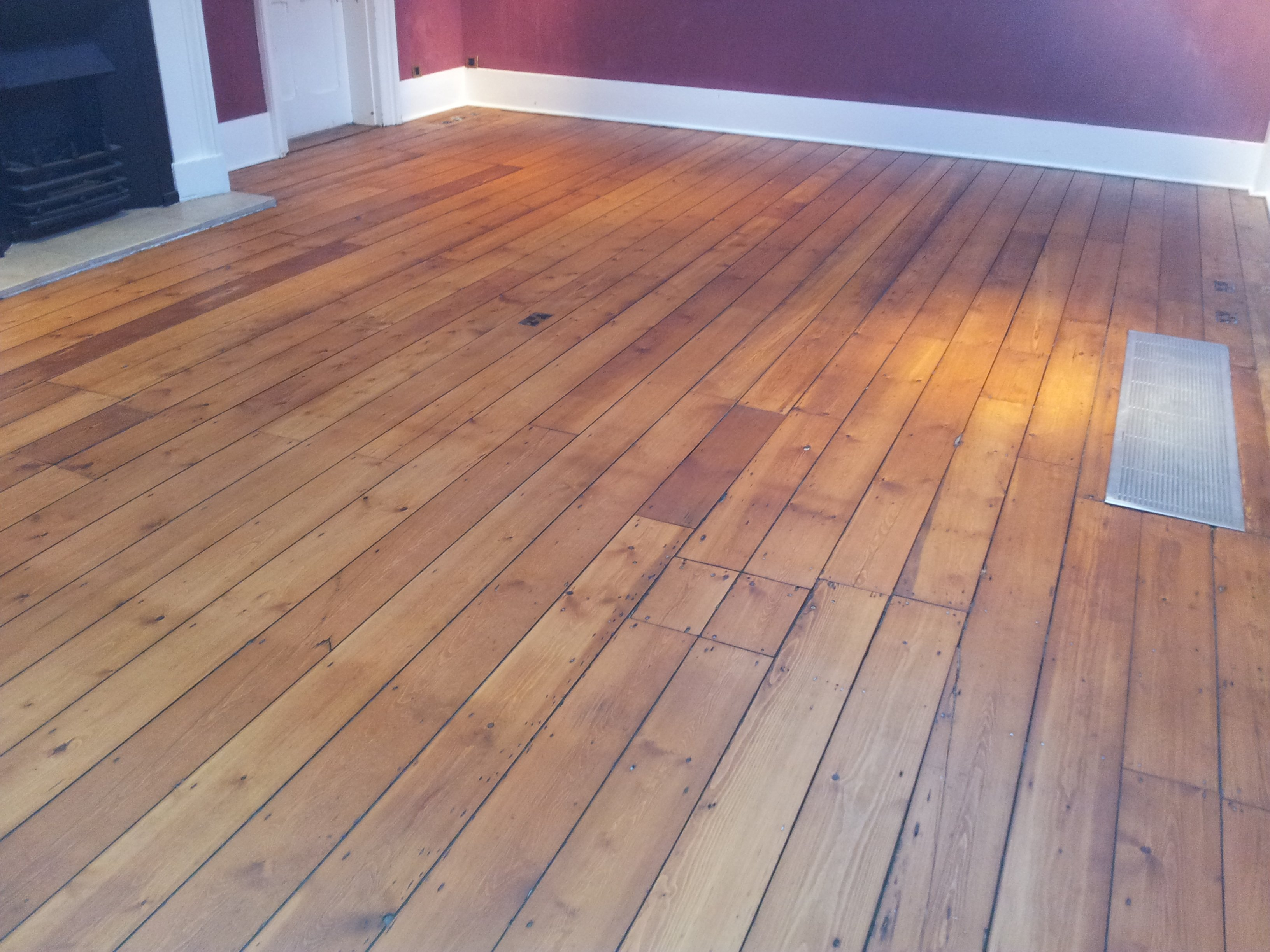 Function room wood floor sanding oxford from www for Sanding hardwood floors