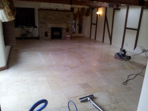 travertine cleaning oxford
