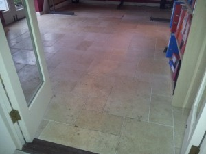 travertine floor cleaners oxford