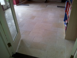travertine grinding oxford
