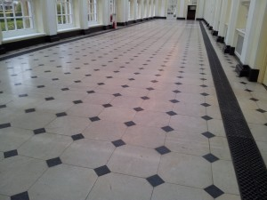 Natural stone cleaning Oxford