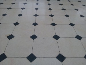 Natural stone floor cleaning Oxford