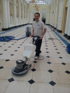 Natural stone polishing Oxford