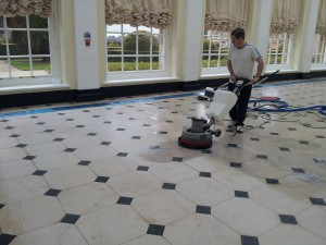 Natural stone restorers Oxford