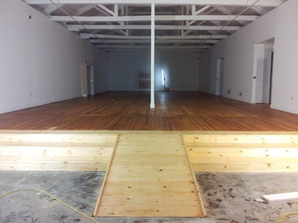 commercial floor sanders oxford