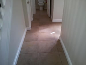 hard floor cleaning banbury