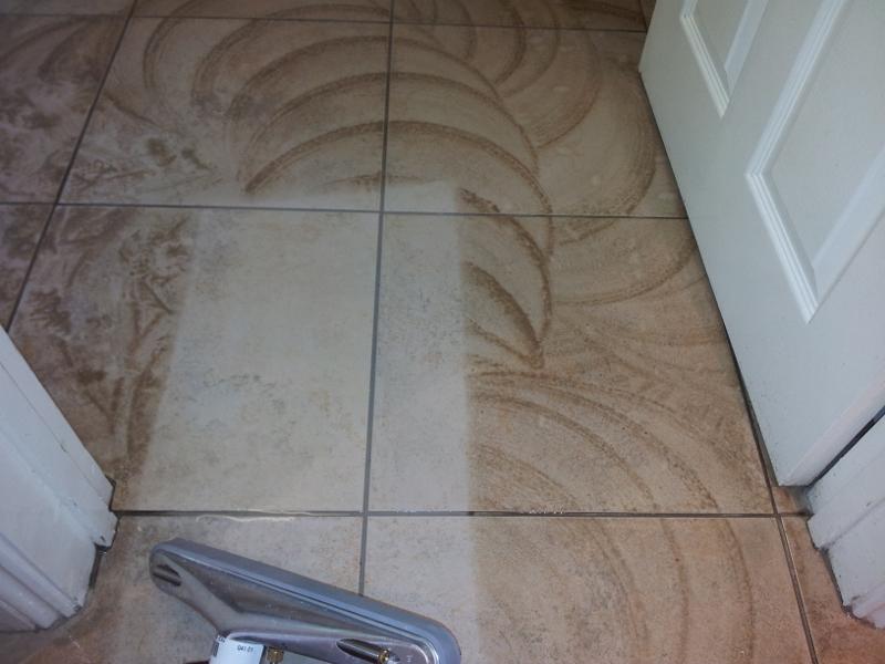 Ceramic Floor Tile Ceramic Floor Tile Grout Cleaning