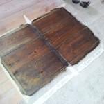 wood floor colour samples