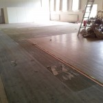 wood floor restoration oxfordshire