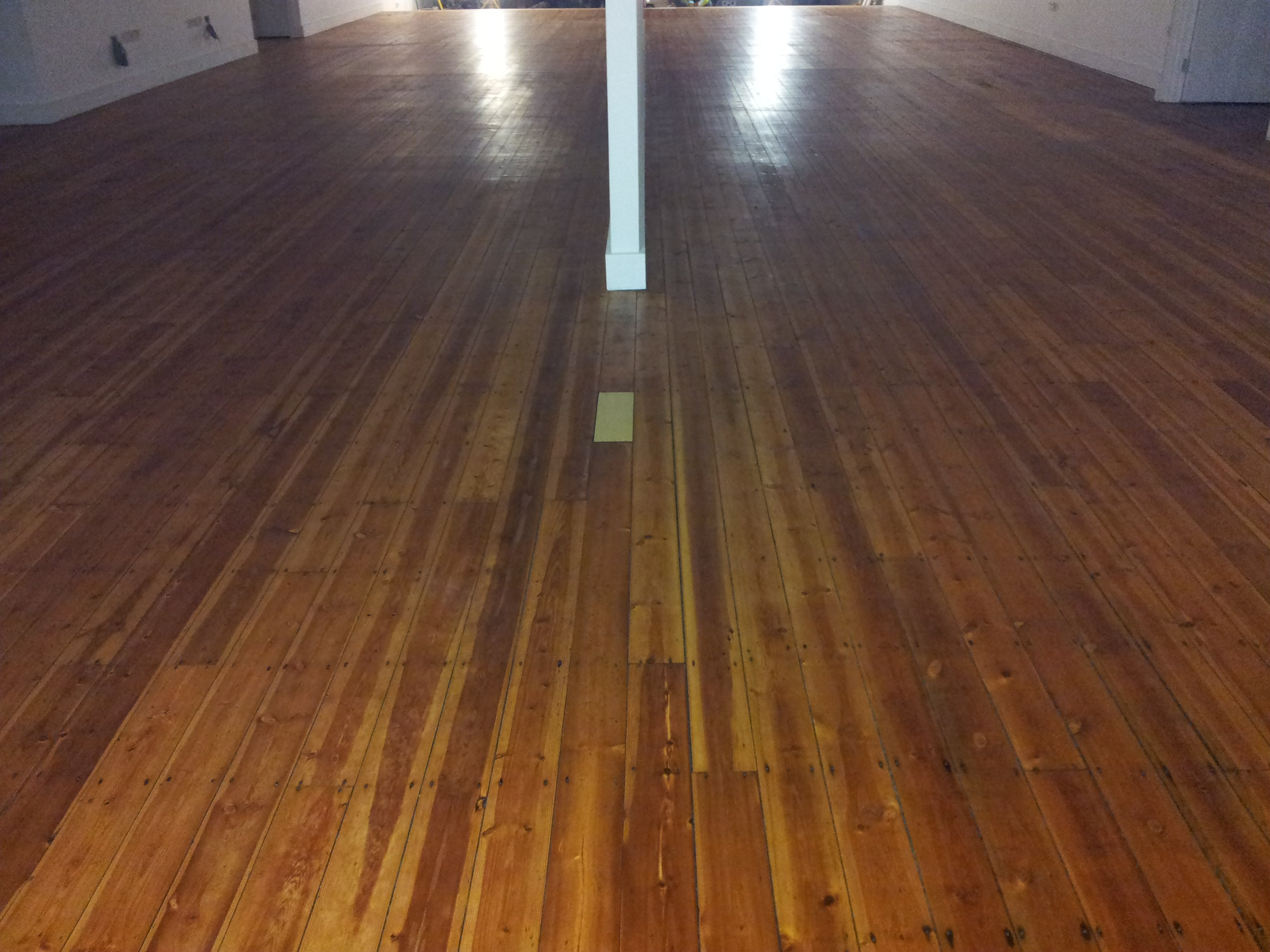 Wood floor sanders oxford from for Commercial wood flooring