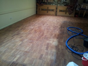 commercial wood floor cleaning oxford