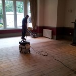 professional floor sanding services oxford