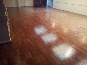 wooden floor restoration oxford
