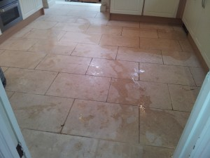 limestone floor polishing oxford