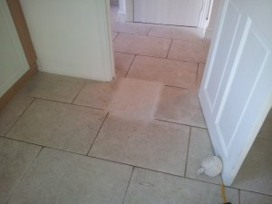limestone polishing oxford