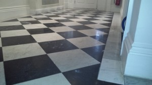 marble floor cleaning london