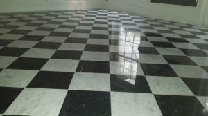 marble floor polishing london