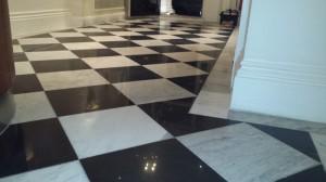 marble floor restoration london