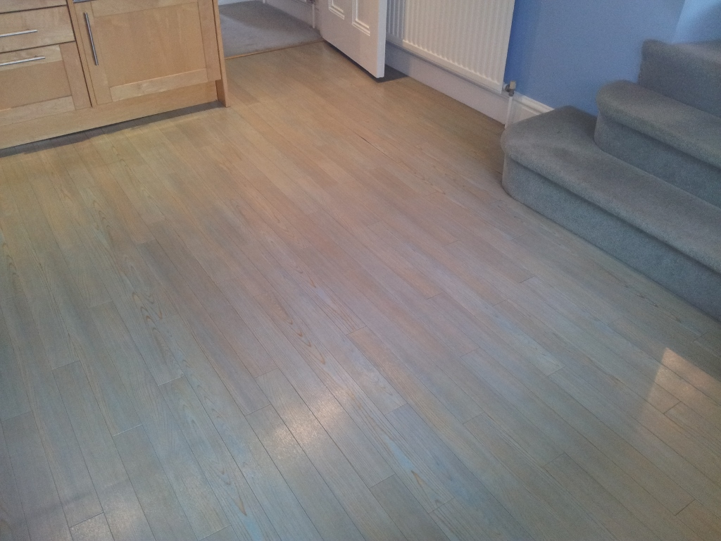 Amtico & Karndean Cleaning And Redressing