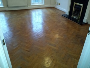 floor restoration oxford