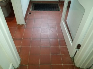 quarry tile cleaners oxford