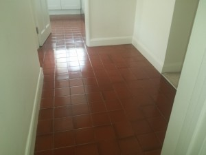 quarry tile sealing oxford