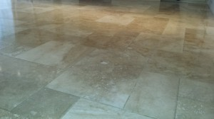 travertine cleaning and sealing banbury