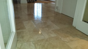 travertine stone cleaning banbury