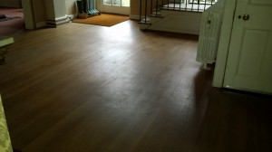 wood floor cleaning banbury