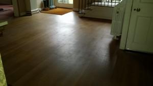 wood floor cleaning banbury