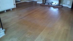 wood floor cleaning company banbury