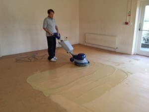 marmoleum floor cleaning company oxford