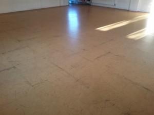 marmoleum floor cleaning oxford