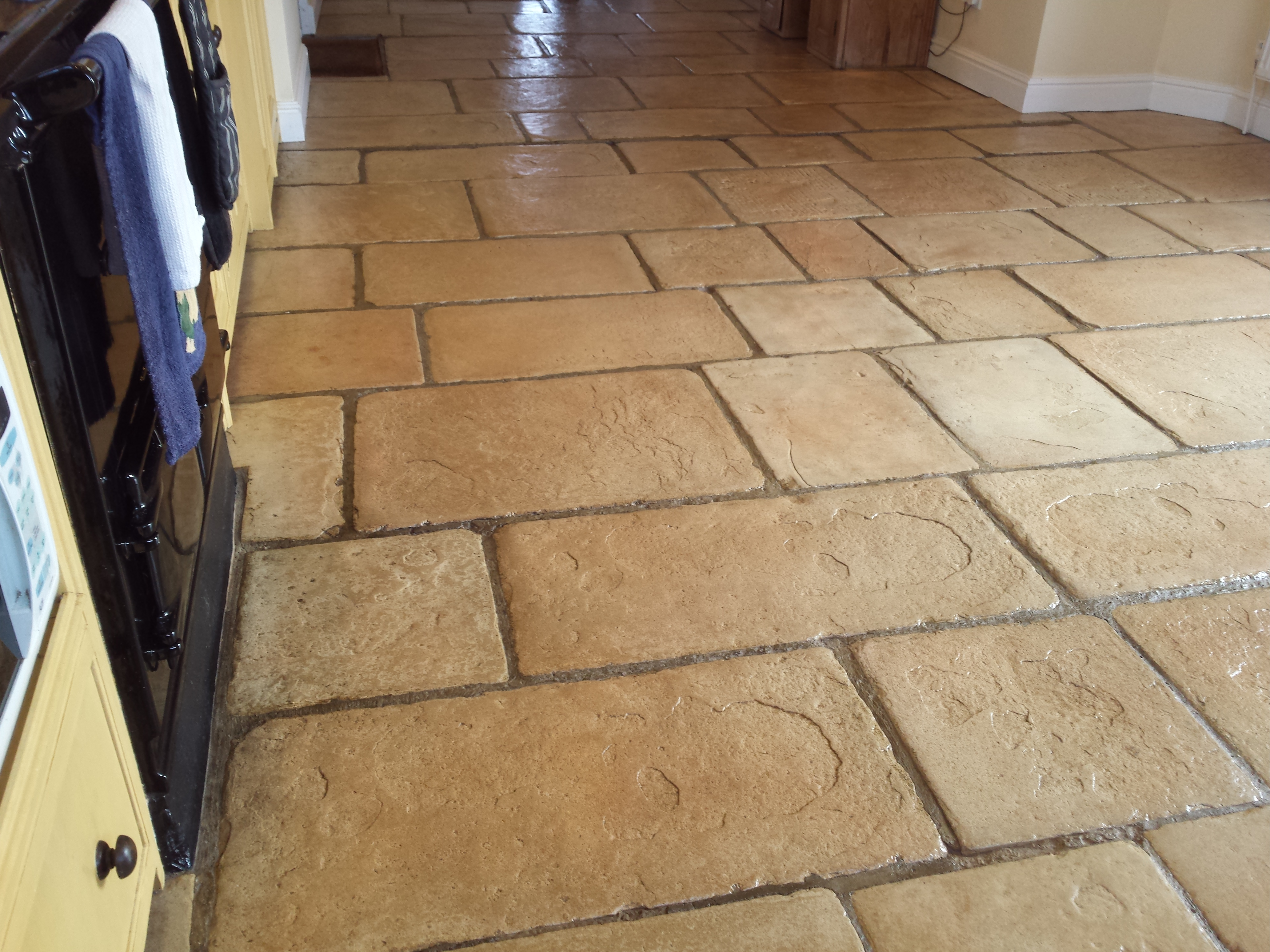 Classical Flagstone Floor Cleaning Banbury