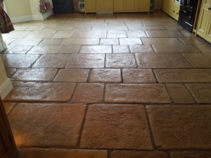 classical flagstone floor cleaning banbury from floorrestoreoxford.co.uk