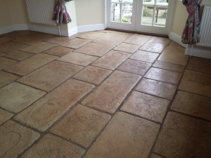 classical flagstone floor cleaning company banbury from floorrestoreoxford.co.uk